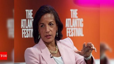 Biden taps Susan Rice as top domestic policy adviser amid flurry of moves - Times of India
