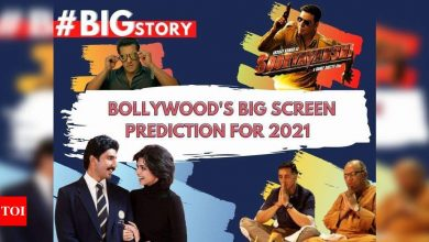 """#BigStory! Bollywood loses Rs 8,000 Cr in 2020: """"We are in ICU but 'Radhe', 'Prithviraj', 'Laal Singh Chaddha', 'Sooryavanshi' and '83' should oxygenate us"""" - Times of India"""