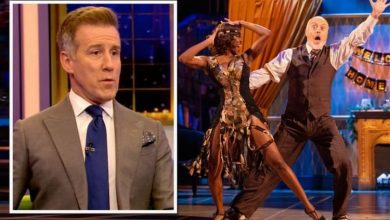 Bill Bailey: Anton du Beke shares concerns for comedian ahead of Strictly 2020 final
