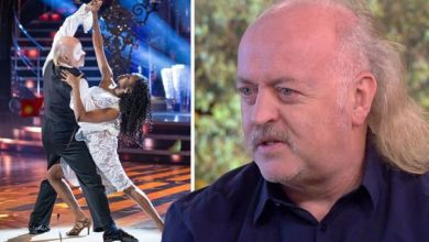 Bill Bailey thought he'd be the 'joke act' on Strictly amid fears of 'falling' mid-routine