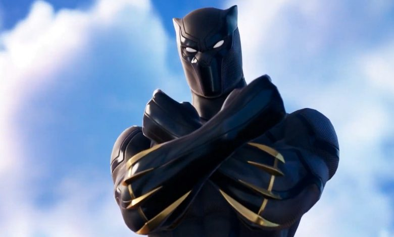 Black Panther is now available in Fortnite