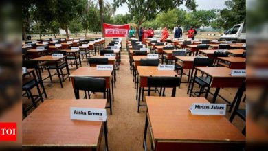 Boko Haram claims kidnapping of hundreds of Nigerian students - Times of India