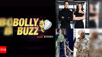 Bolly Buzz: Diljit Dosanjh and Kangana Ranaut's Twitter feud, Tiger Shroff spends time in Dubai with rumoured GF Disha Patani and family - Times of India ►