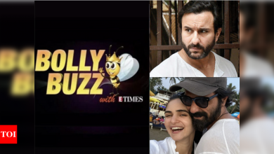 Bolly Buzz: Saif Ali Khan in legal trouble for 'Adipurush', Arjun Rampal seeks time to appear before the Narcotics Control Bureau in a drug case - Times of India ►