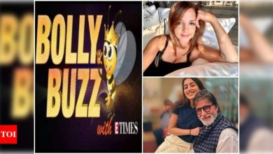 Bolly Buzz: Sussanne Khan issues clarification on arrest reports, Navya Naveli Nanda and Khushi Kapoor make their social media profiles public - Times of India ►