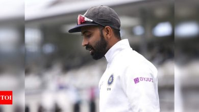 Boxing Day Test: Ajinkya Rahane determined to be his own man after Virat Kohli exit | Cricket News - Times of India