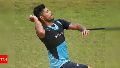 Boxing Day Test: Unfamiliar lead role for Umesh Yadav in Melbourne | Cricket News - Times of India