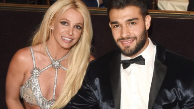 Britney Spears' boyfriend tested positive for COVID-19, didn't expose her