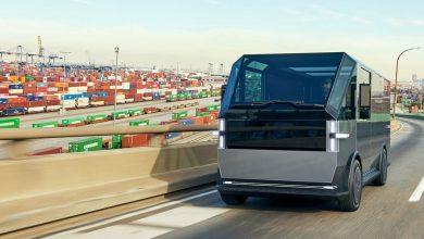 Canoo reveals a new electric delivery vehicle ahead of stock exchange debut