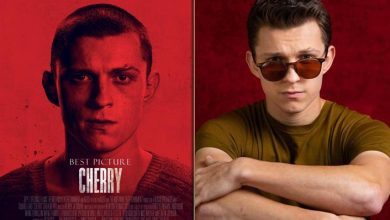 Tom Holland's Cherry Poster Released With A Confused Font, Twitterati Target Makers