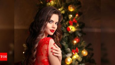 Christmas make-up tips that are amazingly simple - Times of India