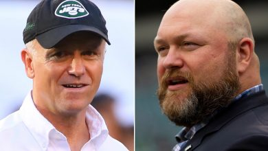 Christopher Johnson must get out of Joe Douglas' way during Jets coaching search