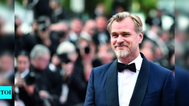 Christopher Nolan: I feel people's desire to watch films on the big screen is undiminished - Times of India