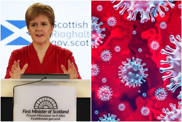 The latest Covid-19 figures have been shared by the Scottish Government.