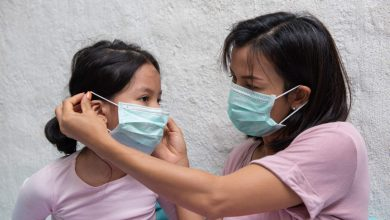 Coronavirus infection: Should you wear a face mask at home?  | The Times of India