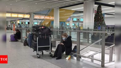 Countries that have blocked travel from UK - Times of India