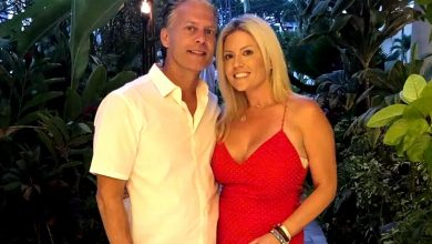 "PHOTOS: RHOC Alum David Beador and Wife Lesley Cook Celebrate ""Honeymoon/Babymoon"" in Cabo, Mexico, Go Inside Their Luxury Suite as Lesley Reveals How Far Along She is in Her Pregnancy"