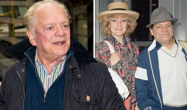 David Jason: Only Fools and Horses star breaks silence on girlfriend