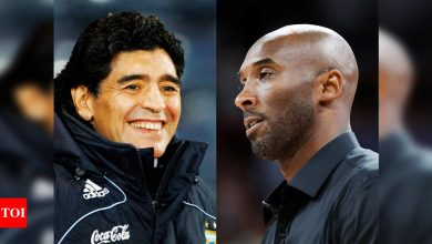Diego Maradona mourned, Kobe Bryant's tragedy: Sports deaths in 2020   More sports News - Times of India