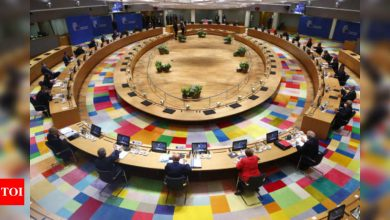 EU starts to ease bans over UK virus strain; WHO to meet - Times of India
