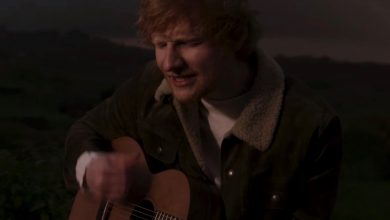 Ed Sheeran ends hiatus with moody new song 'Afterglow'