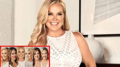 Elizabeth Vargas Slams RHOC Cast Mates For Not Supporting Her, Saying They Think She