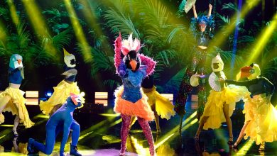 Everything to know about 'The Masked Singer' spinoff 'The Masked Dancer'