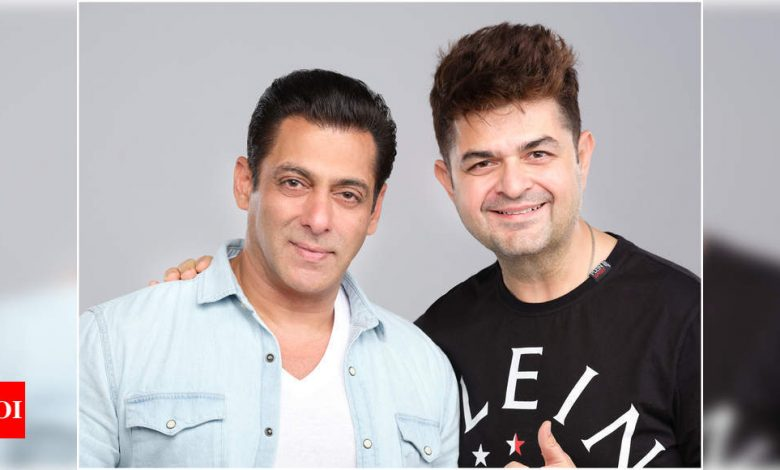 Exclusive! Dabboo Ratnani chooses his 5 best pictures of Salman Khan - Times of India