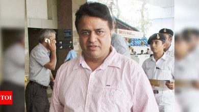 Exclusive! Producer Kumar Mangat Pathak tests positive for COVID 19 - Times of India