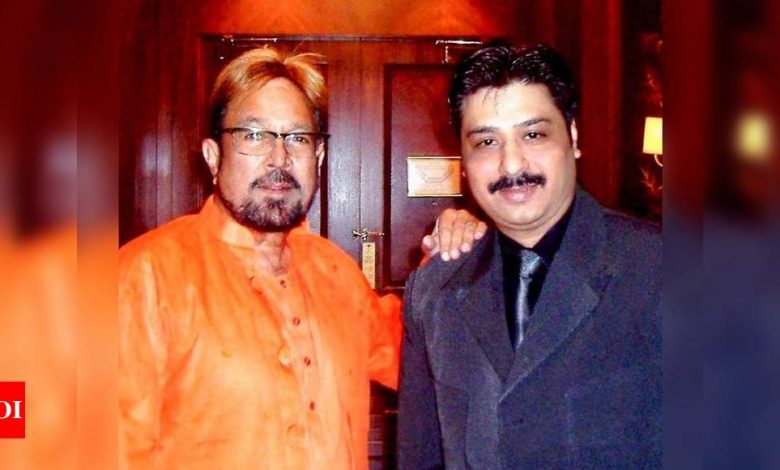 "Exclusive! ""Rajesh Khanna told me his death was coming rather early,"" says his friend Bhupesh Raseen - Times of India"