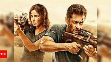 Exclusive! Salman Khan-Katrina Kaif to start 'Tiger 3' in March 2021; Deets Here - Times of India