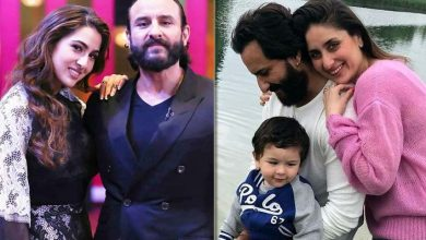 Sara Ali Khan Speaks Up On Father Saif Ali Khan Spending More Time With Taimur