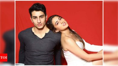 Exclusive! Sara Ali Khan's on brother Ibrahim's Bollywood debut: He would be lucky to enter this world - Times of India