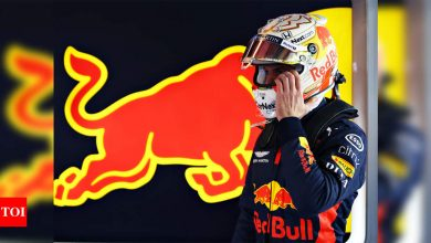 F1: Verstappen claims first pole of season at Abu Dhabi Grand Prix | Racing News - Times of India
