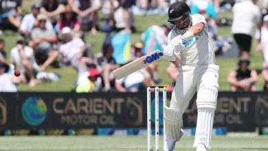 'Felt a little bit like my 100th Test' - Ross Taylor becomes New Zealand's most-capped international