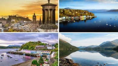 For The Love of Britain: Inside the incredible Scottish locations explored on new ITV show