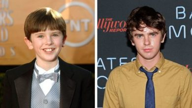 Freddie Highmore age: How old is The Good Doctor star?