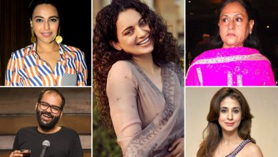 From Diljit Dosanjh To Jaya Bachchan, 5 Ugly Spats Of Kangana Ranaut With Bollywood Stars In 2020