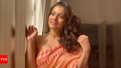 From being confident in your own skin to keeping hydrated, Kajol's Instagram has it all - Times of India