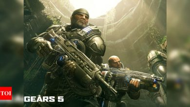 GEARS 5:  Gears 5: What your PC needs to run the action shooter - Times of India