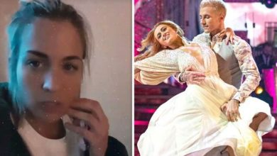Gemma Atkinson talks sacrifices Gorka's made for Strictly hours after distressing incident