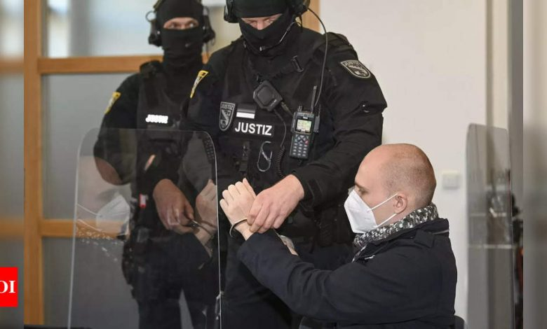 German verdict due in deadly anti-Semitic rampage - Times of India