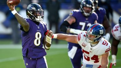 Giants aren't apologizing for wild NFL playoff scenario
