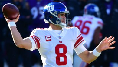 Giants face tough task: Keeping up with the Cowboys