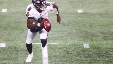 Giants must quiet 'generational' Lamar Jackson to stay in playoff hunt