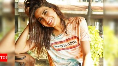 #GoodBye2020! Aahana Kumra: It has been a devastatingly heartbreaking year but a brilliant one professionally - Times of India