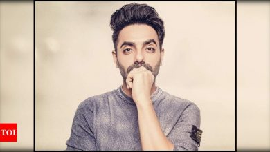 #Goodbye2020! Aparshakti Khurana: I would thank this year for being kind to me and my loved ones - Times of India