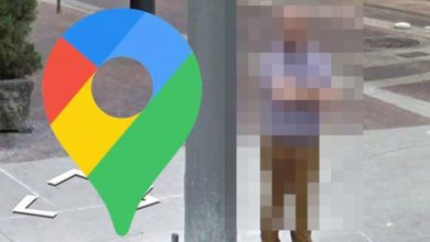 Google Maps Street View: Man spotted with suspicious trouser stain in embarrassing photo