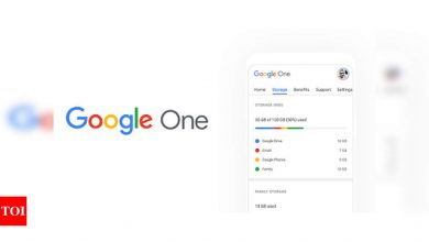 Google One subscription plans may get get cheaper for these users - Times of India