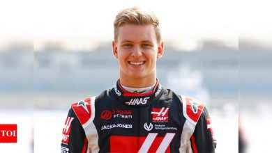 Haas 'honoured' as Mick Schumacher makes F1 practice debut | Racing News - Times of India